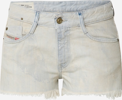 DIESEL Shorts 'DE-RIF SHORTS' in blue denim, Produktansicht