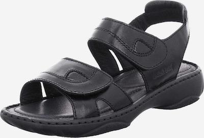 JOSEF SEIBEL Sandale 'Debra' in schwarz, Produktansicht