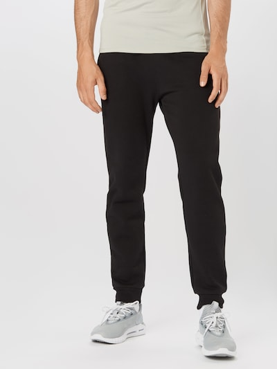 Champion Authentic Athletic Apparel Pantalon en noir: Vue de face