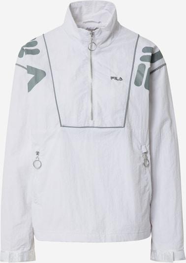 FILA Športna jakna | bela barva, Prikaz izdelka