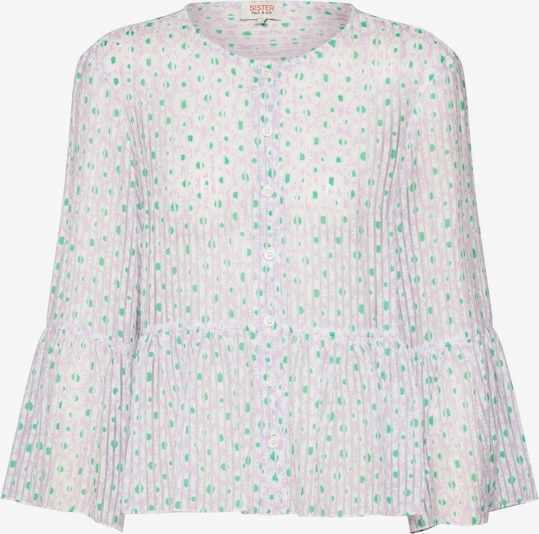 PAUL & JOE SISTER Bluse 'POPPY' in lila, Produktansicht