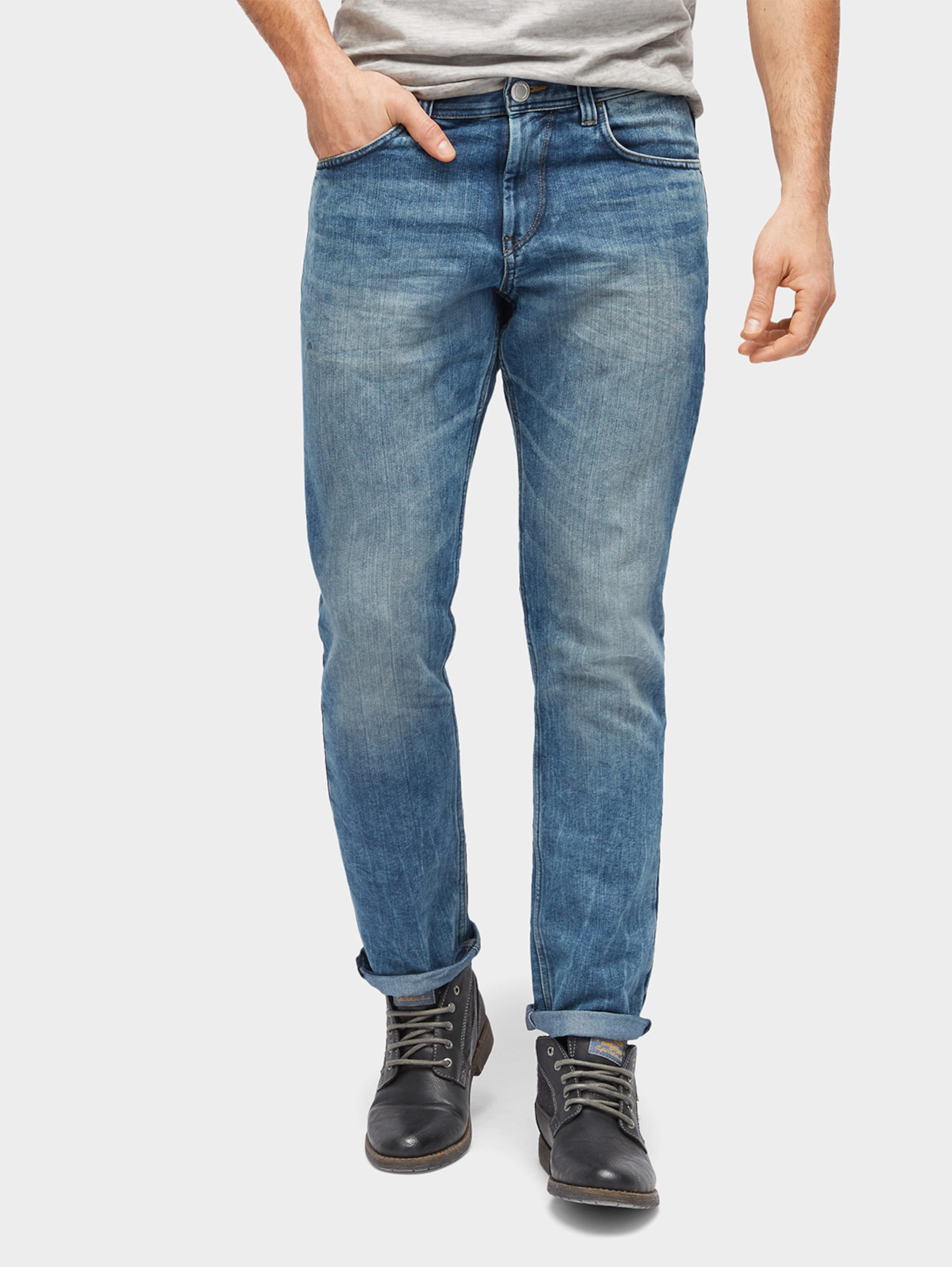 Billig Verkauf Angebote TOM TAILOR Slim Jeans 'Troy' Günstig Kaufen Visum Zahlung V6gGZD