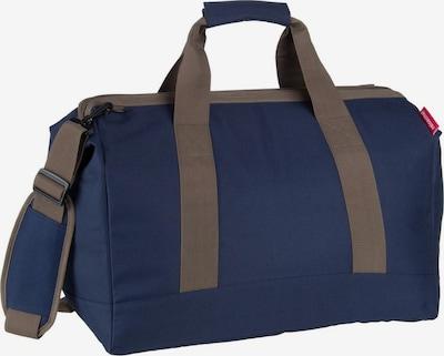 REISENTHEL Reisetasche in blau / taupe, Produktansicht