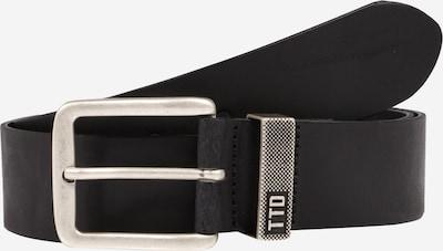 TOM TAILOR DENIM Gürtel in schwarz, Produktansicht