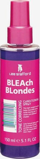 Lee Stafford Haarpflege in transparent, Produktansicht