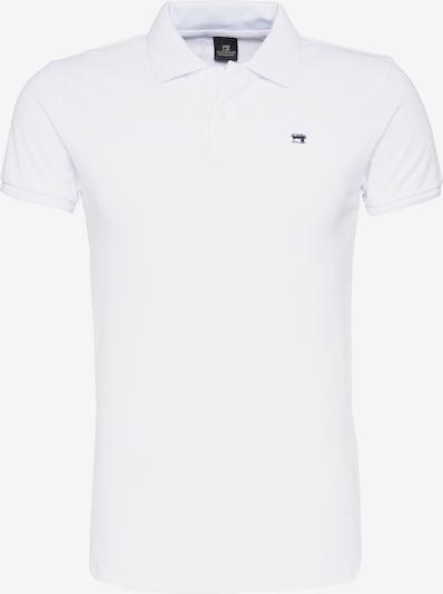 SCOTCH & SODA Poloshirt in weiß, Produktansicht