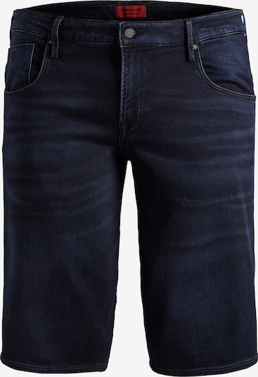 Jack & Jones Plus Jeans 'RON LONG' in Blue denim, Item view