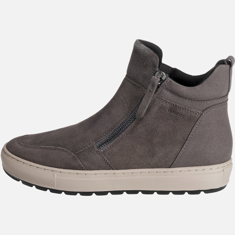 GEOX Stiefelette in grau | ABOUT YOU
