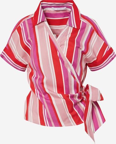 iBlues Bluse 'DALIDA' in rosa / weiß, Produktansicht