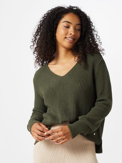 Megztinis 'Ella' iš LeGer by Lena Gercke , spalva - tamsiai žalia, Modelio vaizdas