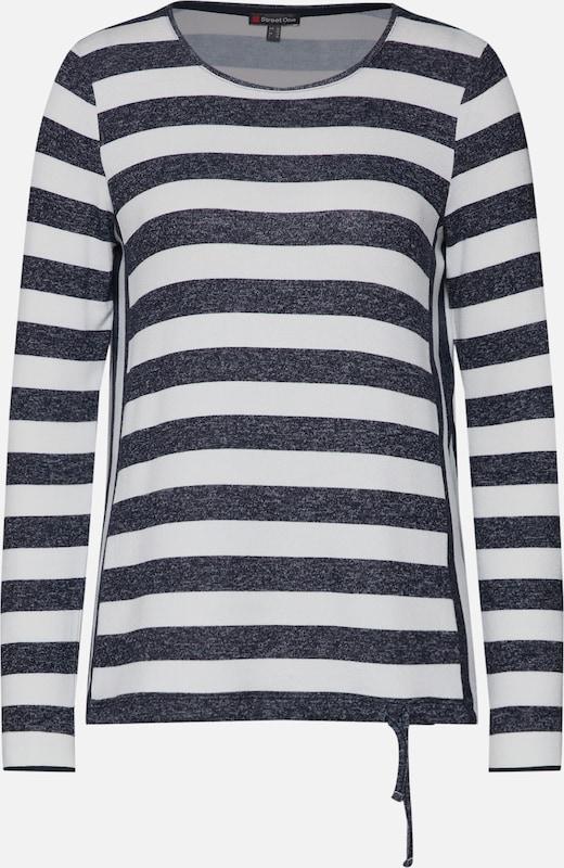 T One En shirt Bleu 'loralie' Street FoncéBlanc sxtdChQrB