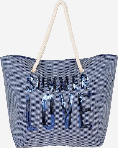 Dorothy Perkins Tasche in blau, Produktansicht