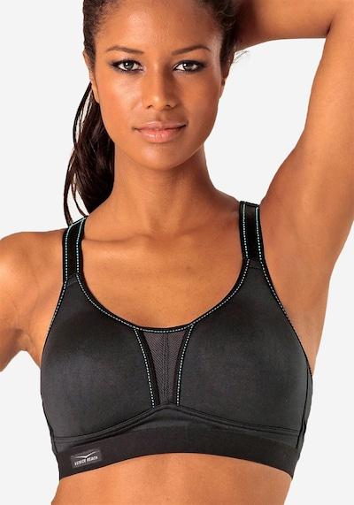 VENICE BEACH Soutien-gorge de sport en noir, Vue avec produit