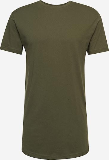 Urban Classics Big & Tall T-Shirt in oliv, Produktansicht