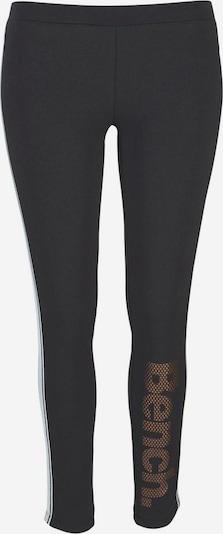 BENCH Leggings in de kleur Brons / Zwart / Wit, Productweergave