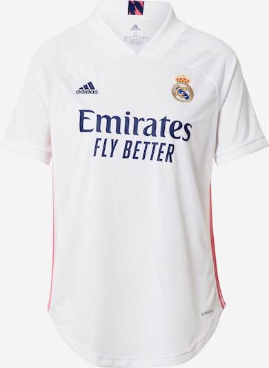 ADIDAS PERFORMANCE Dres 'REAL MADRID' | marine / zlato-rumena / roza / bela barva, Prikaz izdelka