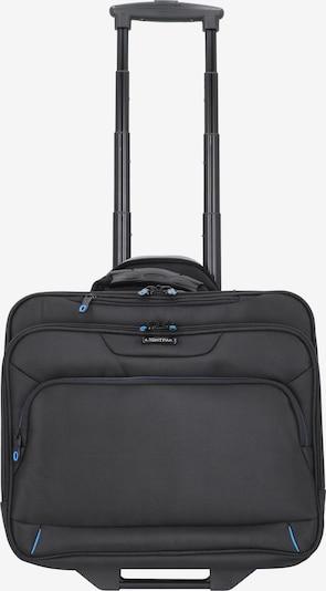 Lightpak Businesstrolley 'Bravo' in schwarz, Produktansicht