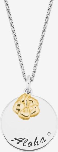 AMOR Kette in gold / silber, Produktansicht