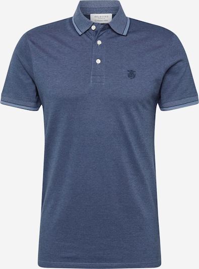 SELECTED HOMME Shirt 'Twist' in rauchblau / nachtblau / taubenblau, Produktansicht