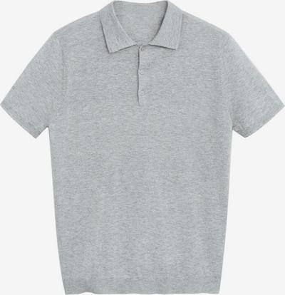 MANGO MAN Poloshirt 'Andrew' in grau, Produktansicht