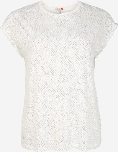 fehér Ragwear Plus Póló 'DIONE', Termék nézet