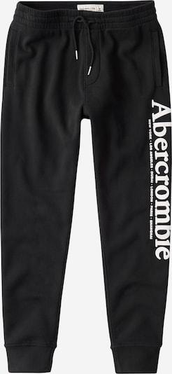 Abercrombie & Fitch Spodnie 'LOGO JOGGER' w kolorze czarnym, Podgląd produktu