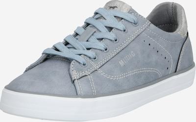 MUSTANG Sneaker in blau, Produktansicht