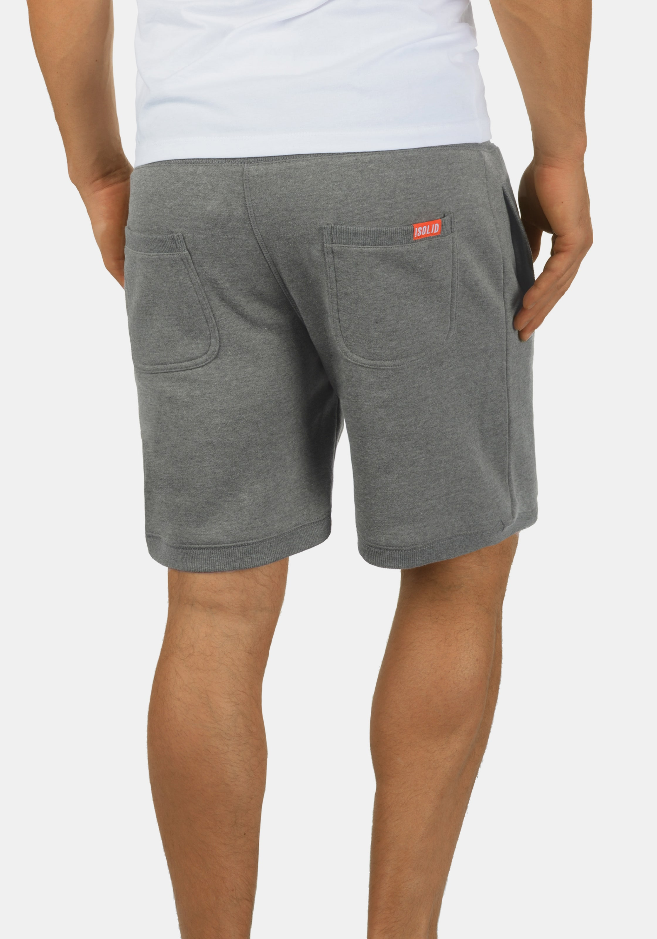 In Sweatshorts In Sweatshorts Grau solid solid 5LqS3c4RjA