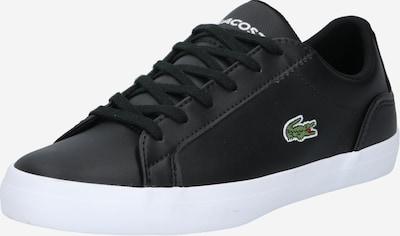LACOSTE Sneaker 'LEROND' in schwarz / weiß, Produktansicht