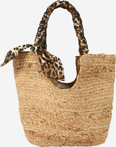 PIECES Shopper in de kleur Beige, Productweergave