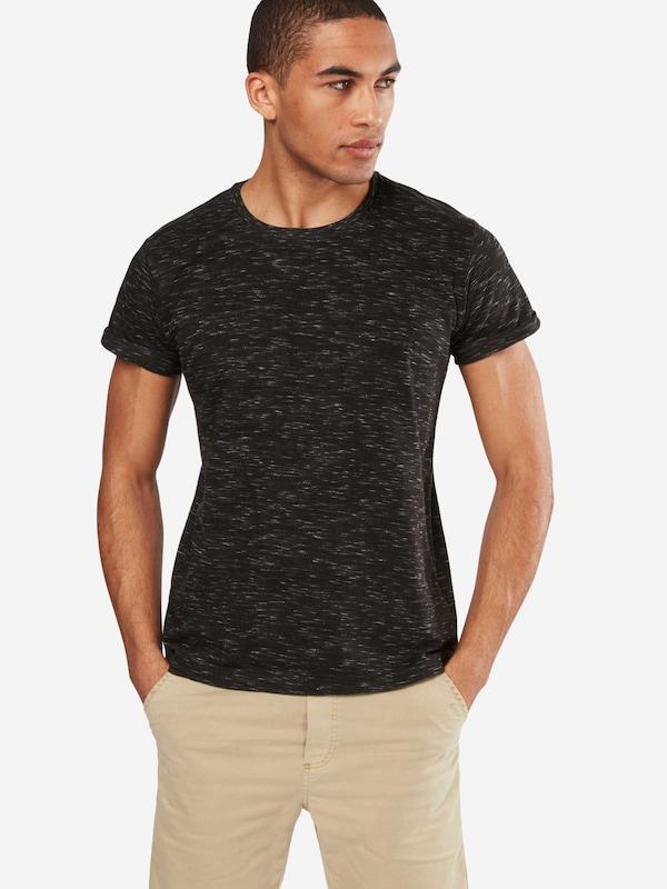 Urban Classics T-Shirt 'Space Dye Turnup Tee'