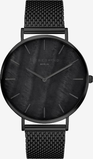 Liebeskind Berlin Analoog horloge in de kleur Zwart, Productweergave