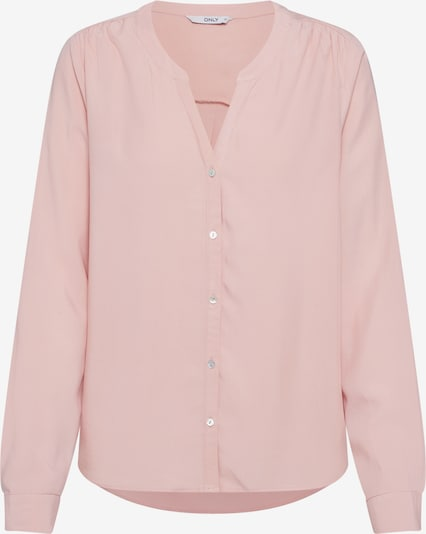 ONLY Bluse 'SUGAR FALLOW SHIRT' in rosa, Produktansicht