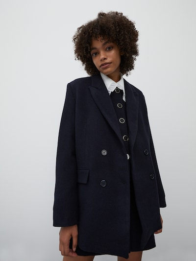 EDITED Blazer 'Diana' in navy, Modelansicht