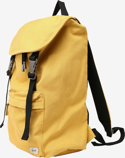 Forvert Backpack 'Charlie' in yellow, Item view
