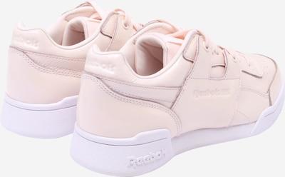 Reebok Classic Sneaker 'IRID' in rosa / weiß: Rückansicht