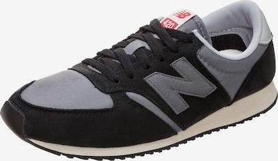 new balance Sneakers laag 'U420-KBG-D' in de kleur Grijs / Zwart, Productweergave