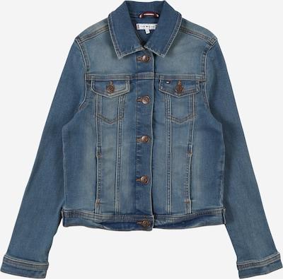 Demisezoninė striukė iš TOMMY HILFIGER , spalva - tamsiai (džinso) mėlyna, Prekių apžvalga
