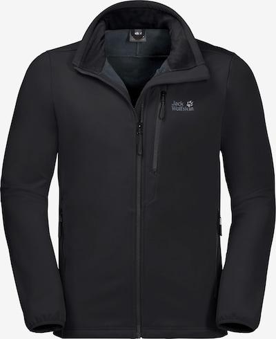 JACK WOLFSKIN Jacke in schwarz, Produktansicht