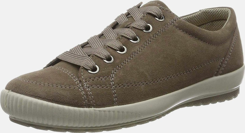 SUPERFIT Sneakers in dunkelbeige: Frontalansicht