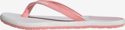 ADIDAS PERFORMANCE Strand-/badschoen in de kleur Rosa / Wit: Vooraanzicht