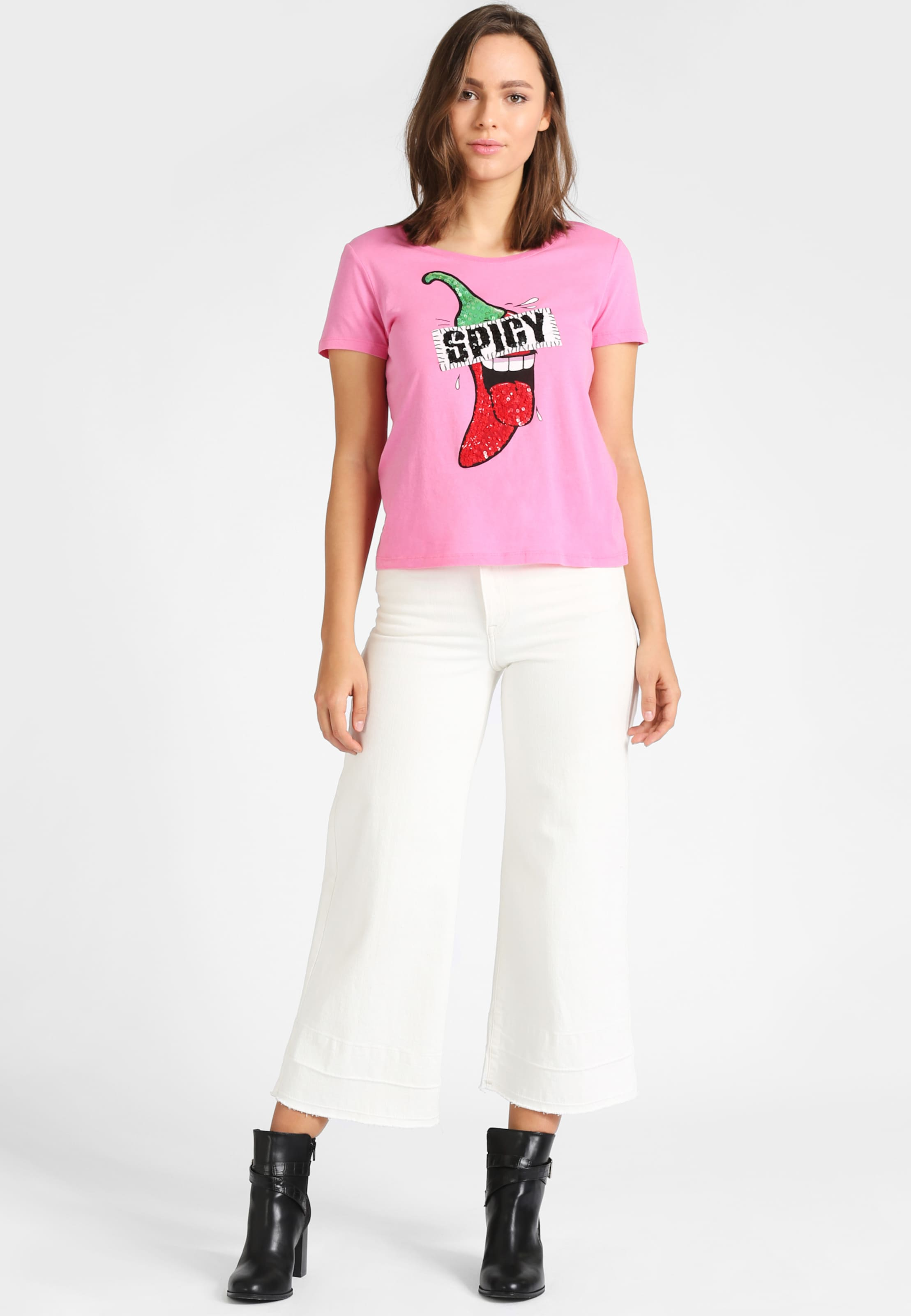 'spicy' Grace Pink shirt T In k8wPXnO0