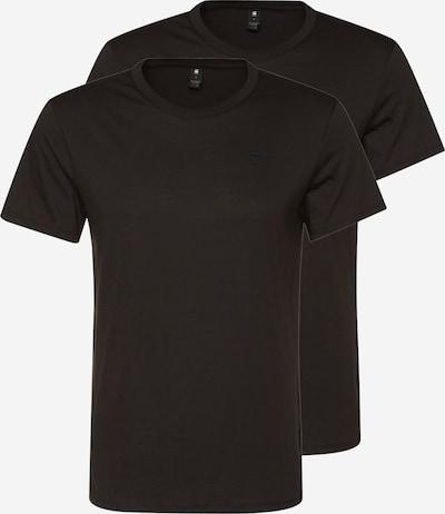 G-Star RAW Majica | črna barva, Prikaz izdelka