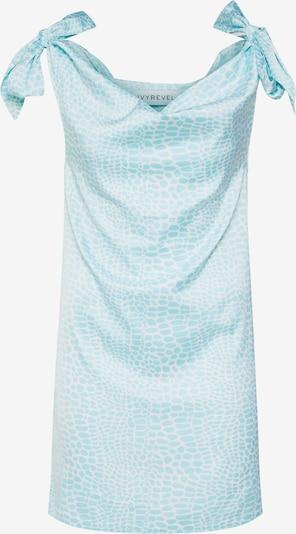 IVYREVEL Zomerjurk in de kleur Lichtblauw / Wit, Productweergave