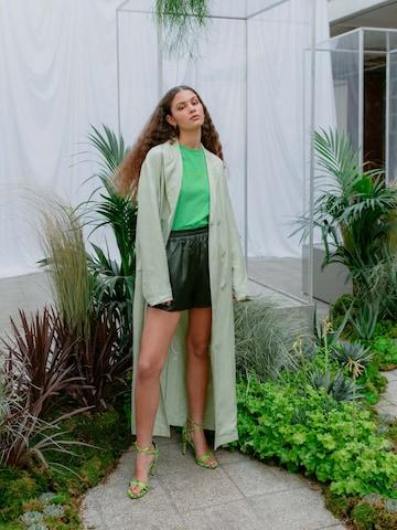 LeGer by Lena Gercke Between-seasons coat 'Lilian' in Green