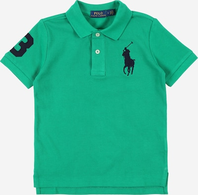 POLO RALPH LAUREN Shirt in navy / jade, Produktansicht