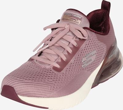 rózsa / borvörös SKECHERS Rövid szárú edzőcipők, Termék nézet
