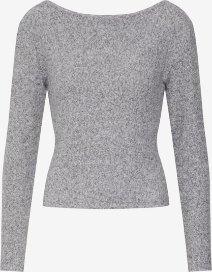 IVYREVEL Pull-over 'OPEN BACK KNIT' en gris, Vue avec produit