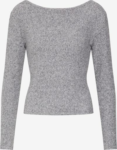 IVYREVEL Pullover 'OPEN BACK KNIT' in grau, Produktansicht