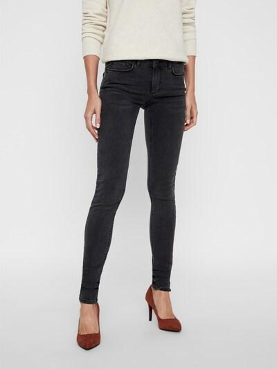 VERO MODA Jeans 'Lux LW' in grey denim, Modelansicht